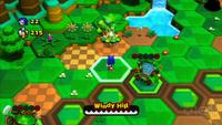 Yoshi's Island Map