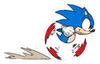 Mania Sonic Sugimori