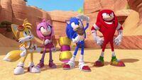 SB S1E21 Team Sonic gaze