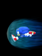 Sonic Unleashed - Sonic Boost