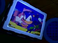 Sonic on TV