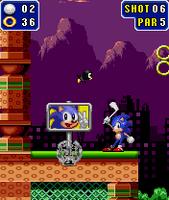 Sonic the hedgehog Golf - image 5