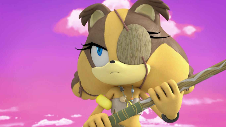 Sticks the Badger (alternate dimension)