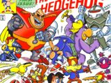 Archie Sonic the Hedgehog Issue 1