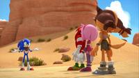 SB S1E12 Team Sonic canyon