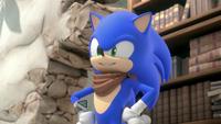 SB S1E24 Sonic confident