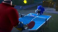 SB S1E38 Sonic vs Eggman paddle ball 2