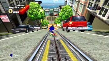 Sonic_Adventure_2_(PS3)_City_Escape_Mission_2_A_Rank