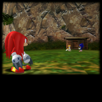 Sonic Adventure Credits (Knuckles 12)