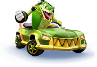Sonic Racing Vector