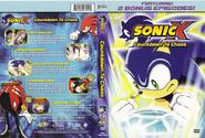 Sonic X ENG DVD 6