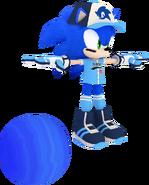 Speed Battle Model Slugger Sonic