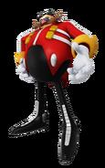 Eggman 3D Stock