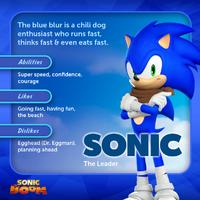 Sonic (Boom) Profile