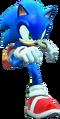 Sonic 06 Sonic art 7