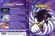 Sonic X AUS DVD 1