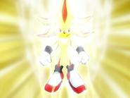 Super Shadow Sonic X