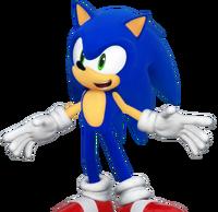 TSR story Sonic 1