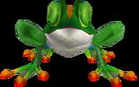 Heroes Frog Beat model