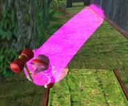 Jump Dash SA2 Amy