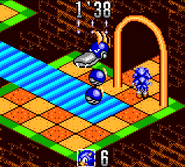 Labyrinth of the Castle Zone 3 11