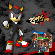 Sonic Forces Cenega