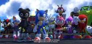 Sonic Forces cutscene 374