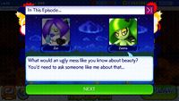 Sonic Runners Zazz Raid Event Zeena Zor Cutscene (8)