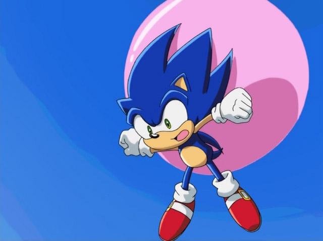 Bubble Bomb (Sonic X)