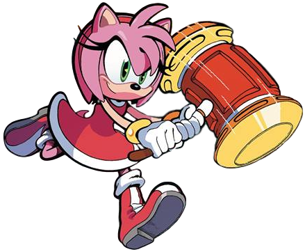 Amy Rose (IDW)