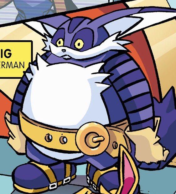 Big the Cat (Archie)