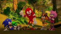 SB S1E25 Team Sonic wilderness