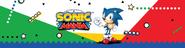 Sonic Mania baner