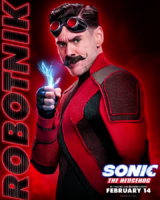 Sonic the Hedgehog - Dr. Ivo Robotnik Poster