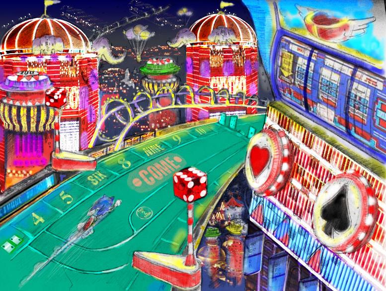 Casino Park/Galeria
