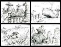 Sonic Heroes Concept Art 2