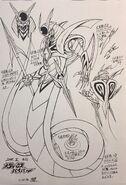 Sonic X Metarex Concept 17