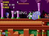 Spring Yard Zone
