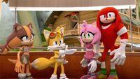 SB S1E46 Team Sonic window