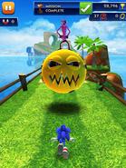 Sonic Dash screen 17