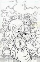 Sonic Universe 63 Cover