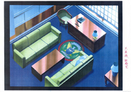 Sonic X White House koncept 2