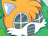 Tails' Lab (IDW)