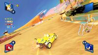 Team Sonic Racing SR1