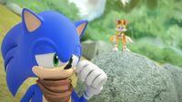 SB S1E18 Sonic tear