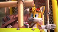 SB S1E19 Tails angry