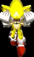 Sonic Adventure Super Sonic 3D