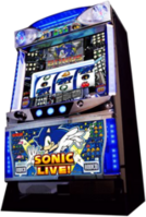 Sonic Live machine