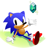 Sonic and Time Stone