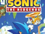 Sonic the Hedgehog (cómics de IDW)